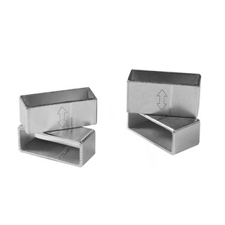 MISTRAL cutting deck height blocks - 6813 0588